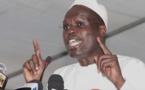 Khalifa SALL: « L'emprisonnement, l'intimidation, c'est l'arme des faibles »