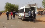 Kédougou : Risque d'embrasement général, la douane et la gendarmerie de Saraya totalement brûlées