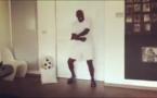 Les pas de danse de Fadiga après la victoire de Paris… à Mourir de Rire!!