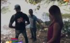 Vidéo – Soumboulou a peur des crocodiles de la Gambie… Regardez !