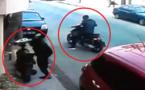 VIDEO - Des voleurs de scooters pris en flagrant délit. Regardez !