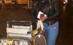 PHOTOS - Mbathio s'exile à Paris pour se faire oublier