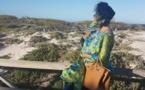PHOTOS - Me Aissata Tall Sall se la coule douce au Cap de Bonne Espérance en Afrique du Sud