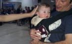 Un jeune couple français donne le nom de Yekini à leur bébé