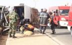 Accident : Deux morts sur la route de Mbour
