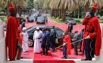 PHOTOS - CONFERENCE DE PRESSE MACKY BARROW : Le Président Sall contre la restauration de la Sénégambie