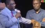 Rétro : Macky Sall et Khalifa Sall lors du deuxième tour de la présidentielle de 2012