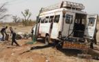 Grave accident à l'entrée de Thies: 3 morts, 16 blessés , âmes sensibles, s'abstenir