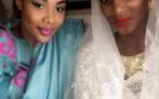 PHOTOS - Mame Diarra Thiam, alias Lissa pleure le décès de son amie, Saly la belle fille de Moustapha Niasse