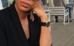 PHOTOS - Apprêtée d'une belle paire de lunettes, Léa Soukeyna Ndiaye la talentueuse journaliste de la TFM toujours radieuse