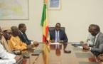 AUDIENCE: Maître Ousmane Ngom reçu au palais par le Président Macky Sall