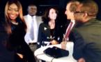 Vidéo – Retrouvailles entre Youssou Ndour et Coumba Gawlo Seck à la résidence de l'ambassade de France…Regardez