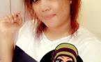 PHOTOS - Aicha Diouf de la 2Stv sans maquillage, ce n'est pas si mal avec les nouvelles technologies