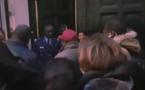 VIDEO - Bagarre à la résidence de l'ambassadeur du Sénégal à Paris: Macky SALL évacué. Regardez