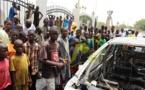 PHOTOS - Touba: Une voiture explose devant la mosquée
