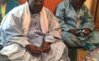 PHOTOS - Présentation de condoléances de Serigne Bethio Thioune au Khalife général des Mourides…