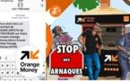 Orange Money : Attention aux arnaqueurs qui profitent des failles du système !