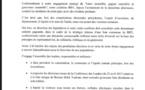 Législatives 2017 : Macky Sall préconise des recommandations à ses alliés de Benno Bokk Yakaar (DOCUMENT)