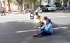 Vidéo – Arrestation musclée, 14 femmes Pro Khalifa Sall arrêtées pour avoir barré la …