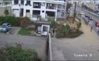 VIDEO - URGENT-Alerte identification: une Audi A6 heurte 3 personnes et prend la fuite sur la route de l'aéroport