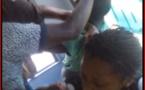 Vidéo: grosse bagarre dans un véhicule TATA