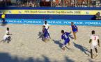 BEACH SOCCER - Éliminatoires de la Coupe du monde : Les « Lions » pour Durban connus aujourd'hui