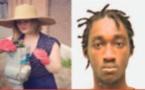 El hadji Touré torture et tue Corrina Mehiel aux USA