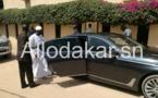 PHOTOS - Condoléances : Le président Macky Sall chez Cheikh Amar pour …