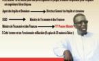 """Arrêt sur image! Jugez-en, voici la lecture du camp de Khalifa Sall sur le """"Tout Puissant"""", Amadou Bâ"""