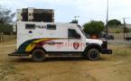 Important dispositif de sécurité autour de l'école Masse Massaer Niane Mermoz bureau de vote de Barthelemy Diaz en images