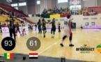 93 – 61 : Les Lionnes du basket en roue libre face à l'Egypte