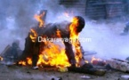 Urgent : La Douane lui confisque son conteneur, Abderahmane Fall s'immole par le feu