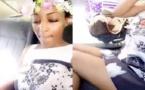 Vidéo: Betty, la nouvelle bombe de la série « Pod et Marichou » s'éclate en voiture sur le son de Wally Seck…