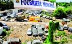 Saisies de véhicules : Fourrière : dépôt d'épaves