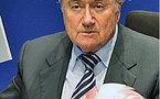Affaire Caf-Togo : grâce à Blatter, les Eperviers s'envolent pour les deux prochaines CAN