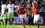 Sports : Le Sénégal battu par le Danemark (0-2)
