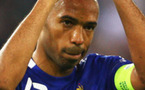 Thierry Henry : 'Le coach m'a dit que je ne commencerai pas les matches et j'ai accepté'