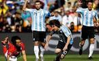 MONDIAL 2010 : L'Argentine signe une deuxième victoire (4 - 1)