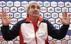 Raymond Domenech : 'C'est l'échec de l'équipe de France'