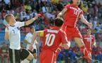 MONDIAL 2010 : Les cartons jaunes pleuvent dans une victoire de la Serbie sur l'Allemagne (1 - 0)