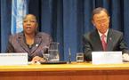 Elle a mené de main de maitre le partenariat Roll Back Malaria : Ban Ki Moon magnifie le travail du Pr Awa Marie Coll Seck