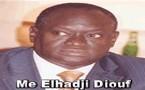 FLASH sur l'avocat: Me Elhadji Diouf éjecté