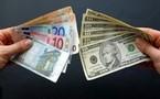 POUR LA PREMIERE FOIS DE SON HISTOIRE: L'euro flirte avec le seuil de 1,41 dollar