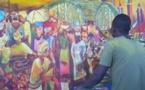 3E EDITION DES ITINERAIRES ARTISTIQUES DU 14 AU 31 MARS UNE VINGTAINE D'ARTISTES SE DONNE RENDEZ-VOUS A SAINT-LOUIS