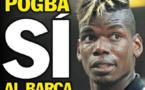 Pogba, oui au Barça !