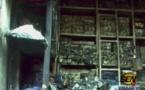 Vidéo – Incendie au Marché de l'unité 3 des Parcelles Assainies: Images et Témoignages…