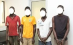 6 ressortissants sierra léonais arrêtés Thilogne