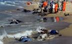Les garde-côtes tunisiens ont repêchés en une semaine 27 cadavres
