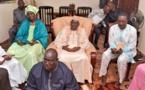 Présentation de condoléances du président – Macky Sall chez Mbaye Dièye Faye