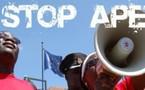 APE : Le Ps demande aux Etats africains de proposer des amendements au lieu du rejet pur et simple